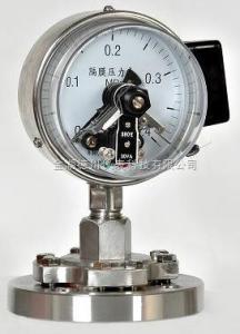 厂家供应优质隔膜压力表