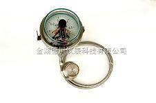 厂家供应隔离式耐震磁助电接点压力表