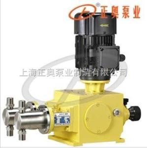 2J-X型柱塞式計量泵