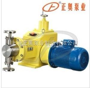 J-D系列柱塞式計量泵