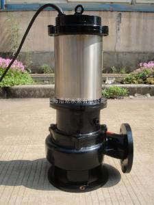 50WQ冠泉铸铁潜水排污泵