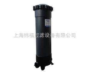 40英寸9芯UPVC精密過濾器