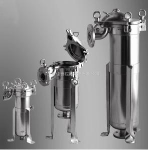 DL1P2S單袋式過濾器