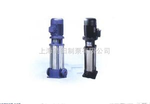 25GDL2-12X8生活供水設備 多級離心泵