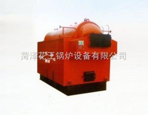 DZH一噸臥式生物質蒸汽鍋爐