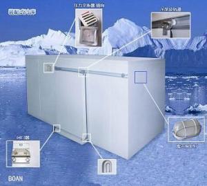 多樣金槍魚冷藏庫,金槍魚冷凍庫