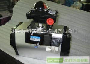 GTD110雙作用閥門氣動執行器