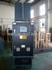變壓器紙板絕緣件成型熱壓機導熱油循環代替蒸汽鍋爐加熱器