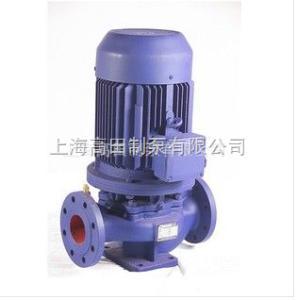 ISG50-100上海高田專業供應 單級單吸 ISG管道離心泵