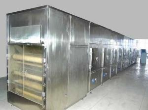 WMG三层\五层隧道式微波干燥灭菌机