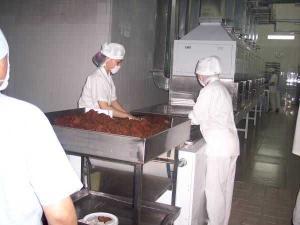 WMG牛肉干微波干燥滅菌設備