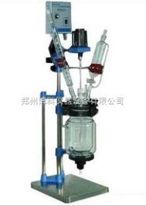 BK-100LBK-100L 双层玻璃反应釜Z新型,特价,生产厂家)