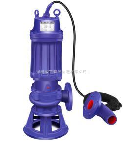 QWP不銹鋼排污泵生產廠家,價格,結構圖