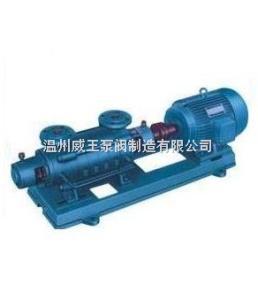 GC系列多級鍋爐給水泵生產廠家,價格,結構圖