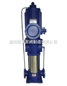 立式PBL系列屏蔽多級離心泵生產廠家,價格,結構圖