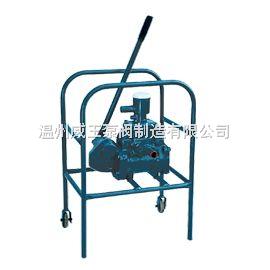 ZH-100A型手搖計量加油泵生產廠家,價格,結構圖