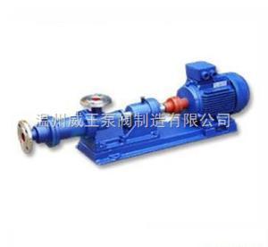 I-1B濃漿泵生產廠家,價格,結構圖