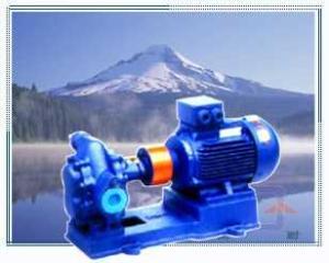 齒輪輸油泵