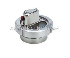 ISO,DIN11851,SMS衛生級四通管道視鏡