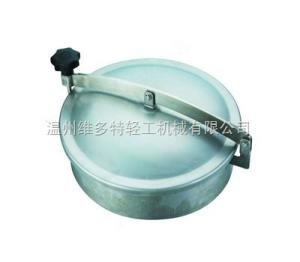 ISO,DIN11851,SMS衛生級常壓人孔蓋