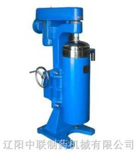 GQY125搖擺型管式澄清離心機