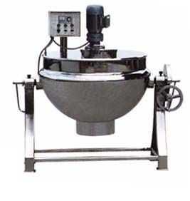 夹层锅、蒸汽锅、化糖锅(杭州优安机械)