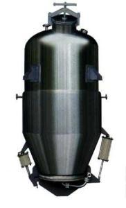 直锥型提取罐(杭州优安机械)