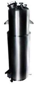 直筒型提取罐(杭州优安机械)