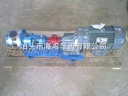 NYP不銹鋼NYP高粘度內轉子泵