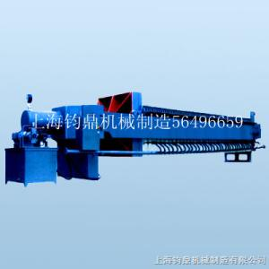 XAGY40/800-30U隔膜壓榨廂式壓濾機