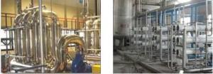 膜分離在發酵原料藥(維生素,抗生素等)澄清過濾、濃縮的應用
