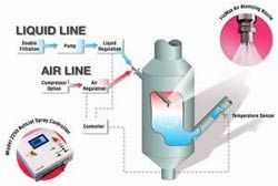 電爐干式蒸發冷卻系統