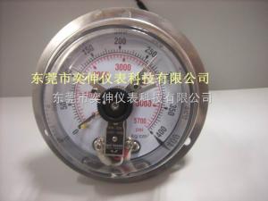 DT100-400KG-AB-3/8电接点压力表轴向磁助式电接点压力表