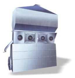 XF系列箱式沸腾干燥器