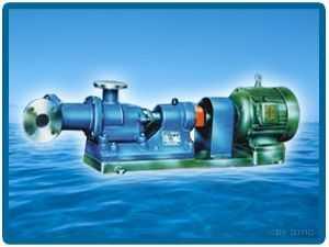 GNF系列單螺桿濃漿泵