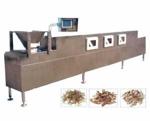 WMG-B微波藥材滅菌干燥設備