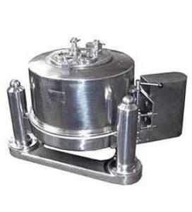 SS600J三足式洁净型离心机
