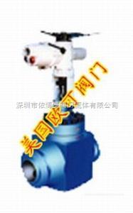 進口高溫電動調節閥|進口高溫調節閥代理|進口電動調節閥規格