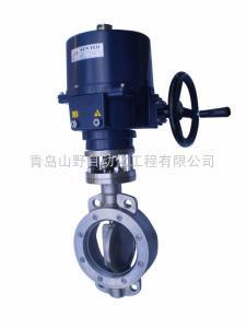 OM-3電動調節閥