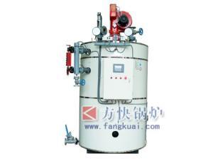 立式張家港方快 小型免檢驗蒸汽鍋爐配套化工設備