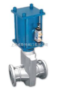 GJ6K41X-6LGJ6K41X-6L常開型氣動管夾閥