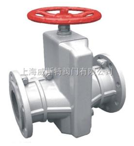 GJ41X-6LGJ41X-6L鋁合金管夾閥