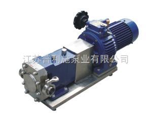 凸輪式雙轉子泵