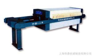 XAQ10/450-30U千斤顶压滤机