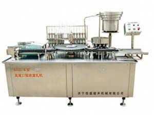 KGZ-Ⅱ型口服液灌軋機