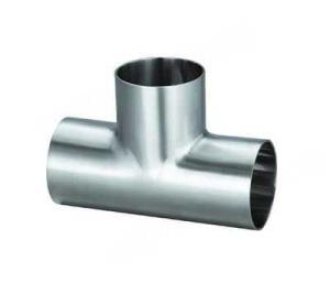 不銹鋼衛生級焊接三通