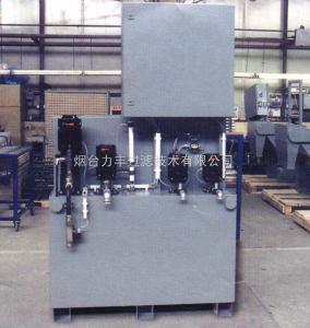 HBF系列HBF系列深液位紙帶過濾機