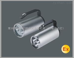 RJW7101供应手提式防爆探照灯,LED防爆探照灯厂家,LED3*3W手提式探照灯价格