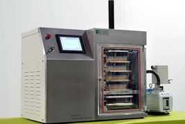 unistar小型真空冷冻干燥机0.2平米中试台式冻干机