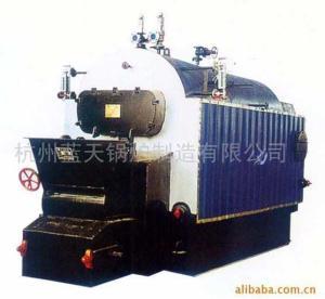 DZL1-4DZL系列燃煤蒸汽锅炉